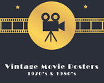 Vintage 70s and 80s Movie Posters