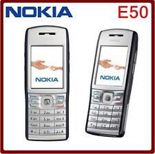 0 original Nokia e50 mobile Cell phone Unlocked 1.3mp camera bluetooth mp3 mp4