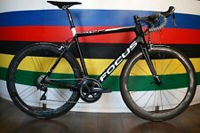 Carbon Road Bicycle Focus Cayo Ultegra, size L 57, Campagnolo Bora Ultra 2; Used
