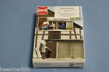 Busch 1480 One Car Garage (kit)    HO scale