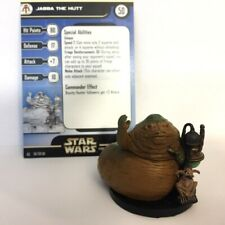 Jabba the Hutt Star Wars Miniature Perfect For Imperial Assault, Legion.