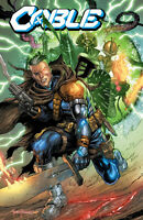 CABLE #5 (TYLER KIRKHAM EXCLUSIVE TRADE VARIANT) COMIC BOOK ~ Marvel