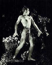 1933 Ballet Male Semi Nude Dancer Serge Lifer - George Platt Lynes Vintage Photo