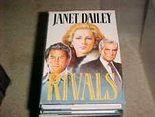 Rivals by Janet Dailey (1989, Hardcover)