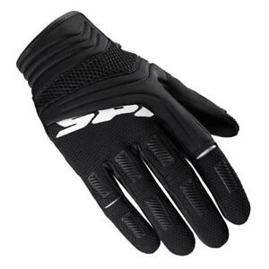 Spidi Mega-X Motorcycle Gloves Summer Camps Fabric