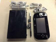 Nintendo Wii U Deluxe 32GB Black System - WUP-101(02) *USED*