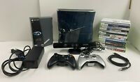 Microsoft Xbox 360 Halo 4 Limited Edition Bundle 500GB S Console Bundle Blue