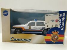 Cararama MERCEDES E-class T-Model W210 Spanish issue POLICIA 1/43 MIB OVP