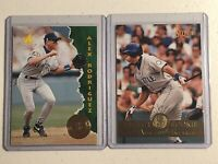 🔥⚾️☆☆ 1995 Pinnacle and Select Alex Rodriguez Rookie Cards RC AROD (2) ☆☆⚾️🔥