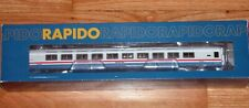 RAPIDO 108032 LRC COACH AMTRAK UNNUMBERED
