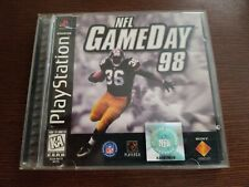 NFL Gameday 98 - PS1 Complete Playstation Game