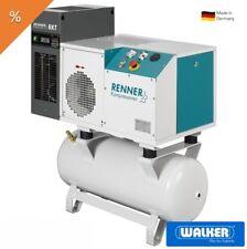 RENNER Schraubenkompressor RSDK-B 5,5/90 - MADE IN GERMANY