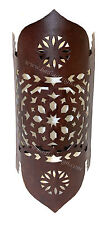 Moroccan Rustic Iron Wall Sconce - WL126-SMALL