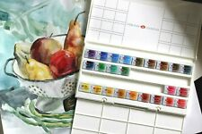 🎨 Water Colour Plastic Case Set with 24 Colours
