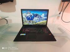 "Notebook gaming Asus ROG 17.3"",Intel i7, SSD , HDD, nVIDIA GTX 1050ti, 16GB RAM"