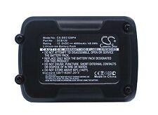 Batterie 12.0V pour dewalt DCD710S2 DCF610 DCF610S2 DCB120 premium cellule uk neuf