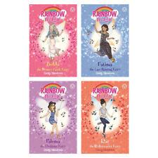 Rainbow Magic: Funfair Fairies Collection Pack of 4 Books (RRP £19.96)