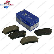 Genuine Hyundai iLoad iMax Rear Brake Pads - Part 58302 4HA00