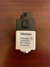 Tektronix TPA-BNC TEKPROBE BNC Adapter 42 Vpk MAx