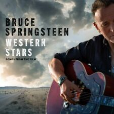 Bruce Springsteen Songs From The Film Western Stars (NEW 2CD) PREORDER 25th Oct