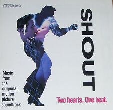 Shout - Original Soundtrack - Edelman Milan Extremely Rare MINT NEVER PLAYED!!!!