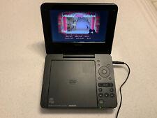 "Sony DVP-FX730 Portable DVD Player (7"")"