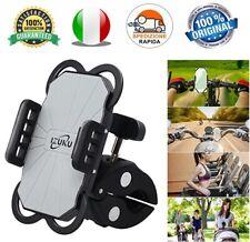 Porta Telefono Cellulare Bici Moto Supporto Smartphone Bicicletta Universale