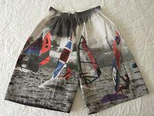 �� Vintage Windsurfing Board Shorts Unlined Unisex Labeled M/M ��