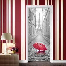Creative 3D hágalo usted mismo Pegatinas De Puerta Nevera Pared Arte Calcomanías de la serie día de San Valentín