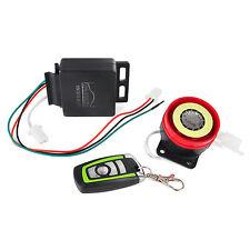 Moto Plastique Manière Contrôle Anti-vol Distance Vibration Système Alarme 12V