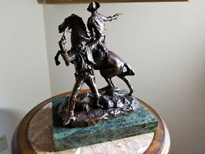 Carl Kauba Bronze Sculpture