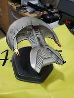 Franklin Mint Star Trek Ferengi Marauder Pewter Model