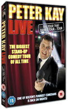 Peter Kay: Live - The Tour That Didn't Tour Tour DVD (2011) Peter Kay