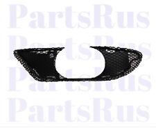Genuine Mercedes-Benz Bumper Grille Cover Left/Driver Side 2038851753