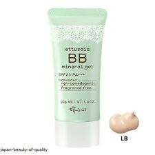 "F/S FROM JAPAN ettusais Medicinal BB mineral gel ""Light Beige 40g """