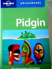LONELY PLANET..PIDGIN..LANGUAGES OF OCEANIA ..PHRASEBOOK EXCELLENT CONDITION