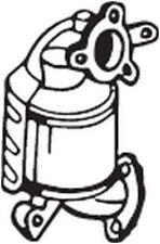 BOSAL Ruß-/Partikelfilter, Abgasanlage 095-577