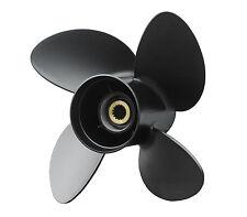 SOLAS Propeller Aluminium 4 - 11 4/5 x 9  für Suzuki 40 & 50 & 55 & 60 & 65 PS