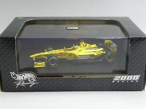Hot Wheels 1:43 Jarno Trulli Jordan EJ10 F1 2000