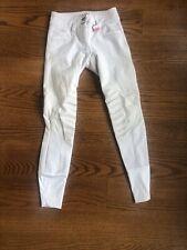 Animo White Breeches Size 36