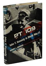 PT 109 John F. Kennedy in World War II ~ Robert Donovan ~ First Edition 1961 JFK