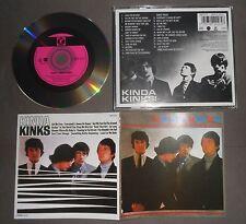 CD KINDA KINKS! 24 Tracks 11 Bonus Freakbeat Garage Beat Rock 60s Kinks Davies