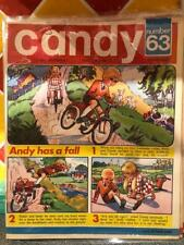 CANDY 63 GERRY ANDERSON COMIC Candy & Andy