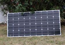 80W Solar Panel 100W Solar Module Caravan Boat Power 12V Battery Off Grid UK