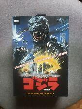 "GODZILLA The Return of Godzilla 12"" Head to Tail Deluxe Action Figure Neca 2020"