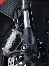 Protection de fourche R&G Racing noir Ducati PANIGALE 1199 12-14