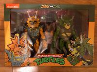 NECA Turtles: ZARAX and ZORK TMNT IN HAND Teenage Mutant Ninja 2 Pack