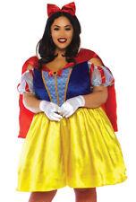 Plus size Leg Avenue Snow White dress costume