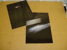 1994 Chevrolet Corvette ZR-1 coupe convertible sales brochure dealer literature