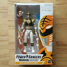 Hasbro Power Rangers Lightning Collection 6 Inch Action Figure - E5929 White